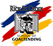 The Rick St. Croix School Logo