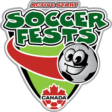 Canada Soccer Active Start Soccer Fests Logo